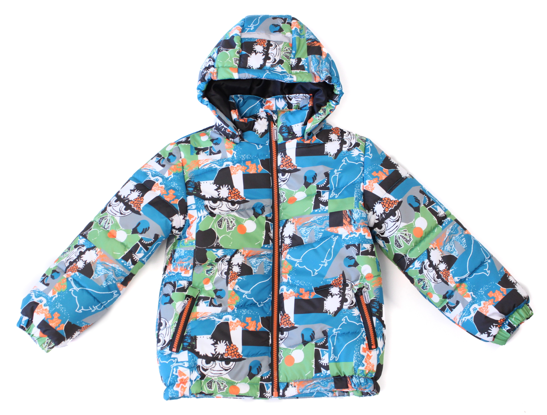 Nipeco boys padded jacket Koitto