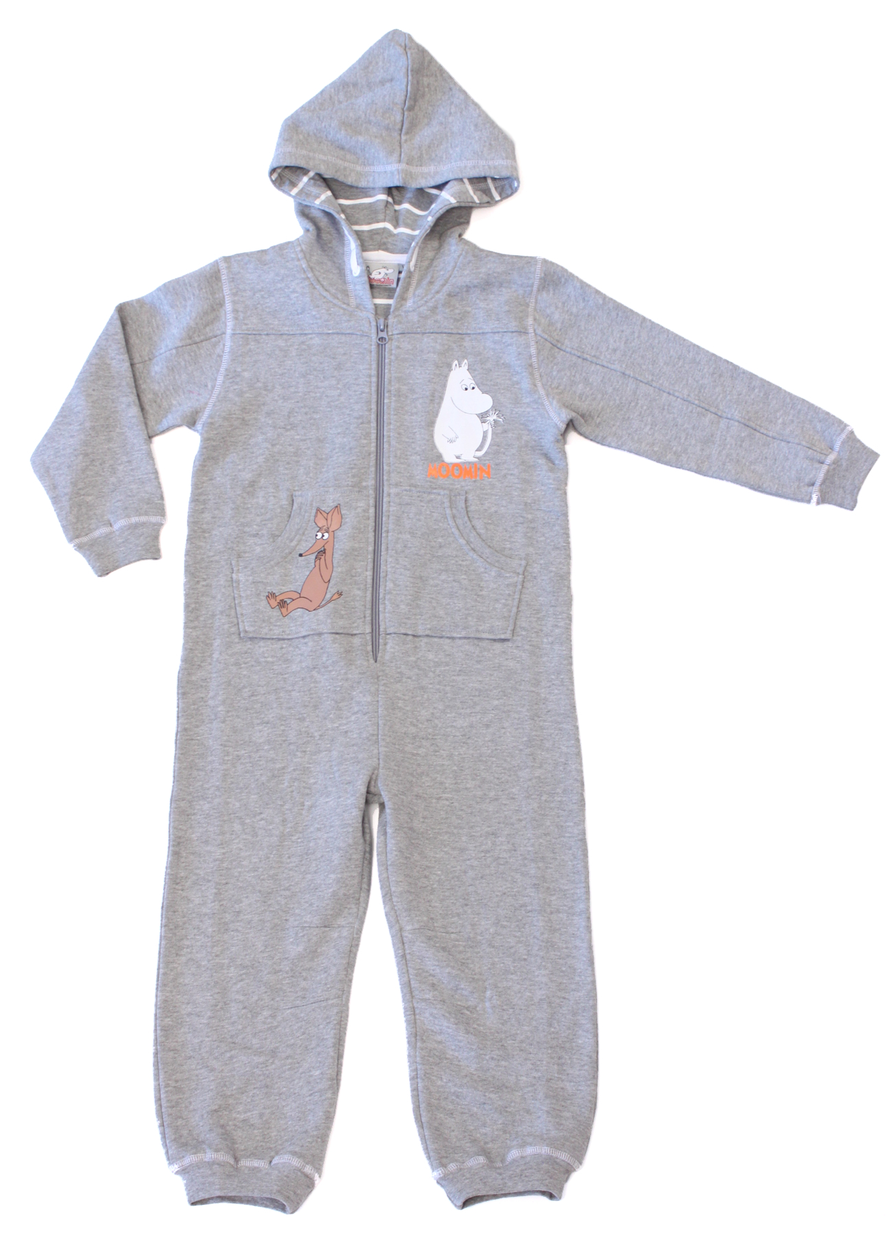 Nipeco college overall grey