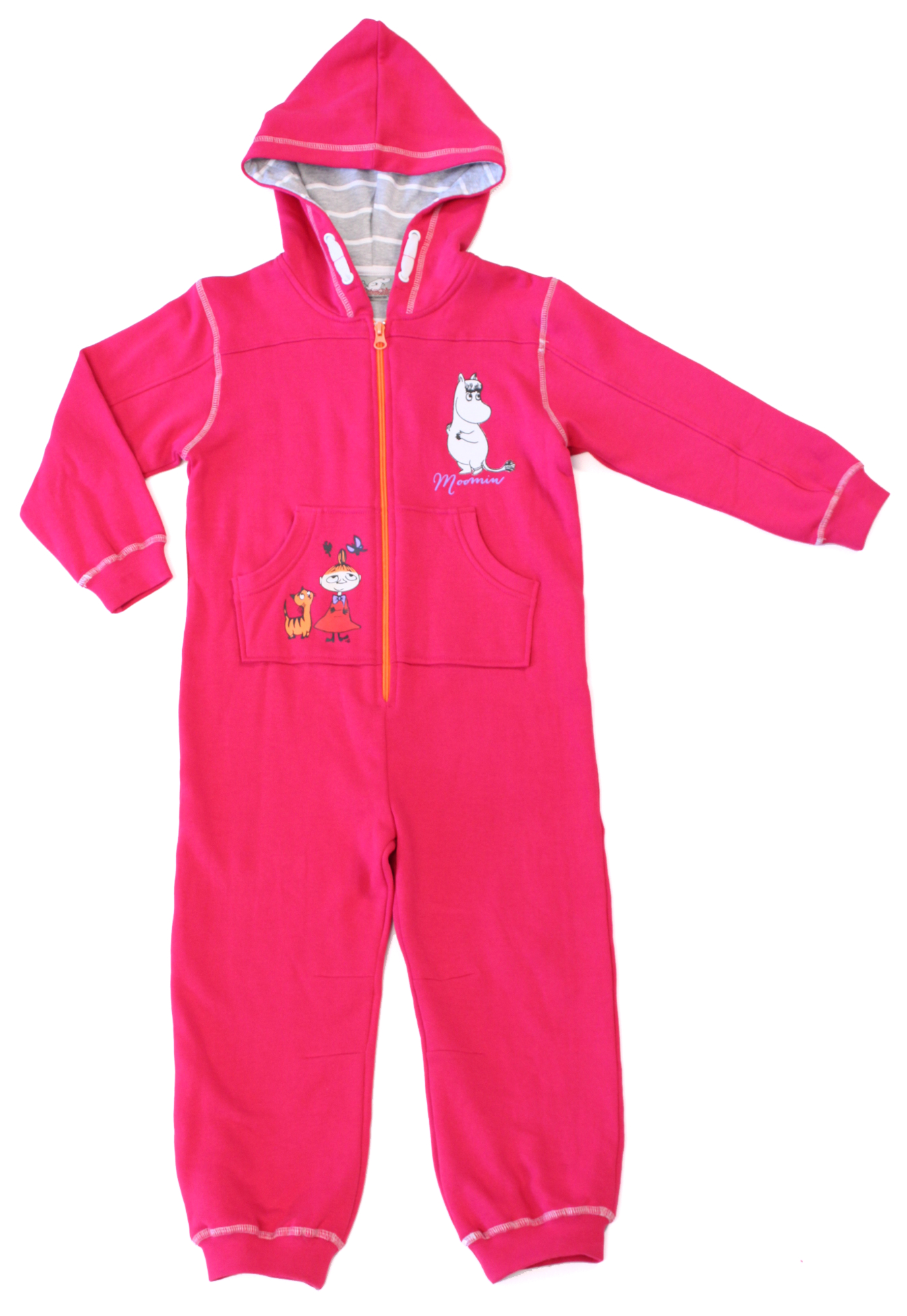 Nipeco college overall pink